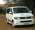 Close to Johannesburg and Pretoria in Guateng, you can use our complimentary shuttle service for ease of transfer