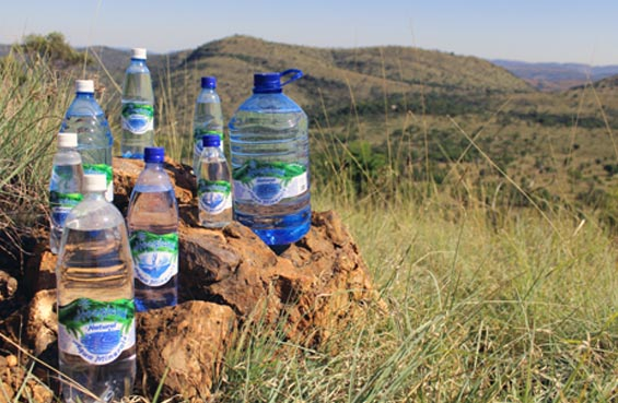 Hoogland Mineral Water, dolimitic mineral water, superior quality bottled at source